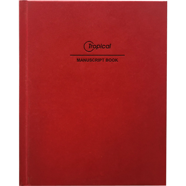 HARD COVER SQUARE 3 COLUMNS BOOK 200 PAGES
