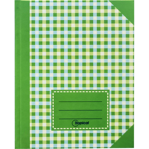 HARD COVER SQUARE NUMBERING BOOK 200 PAGES