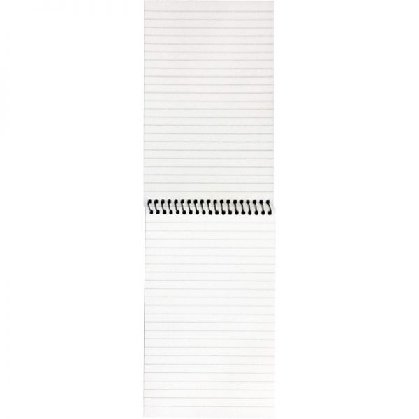 SHORTHAND SPIRAL NOTE BOOK (TOP OPEN) 5'' X 8'' INSIDE