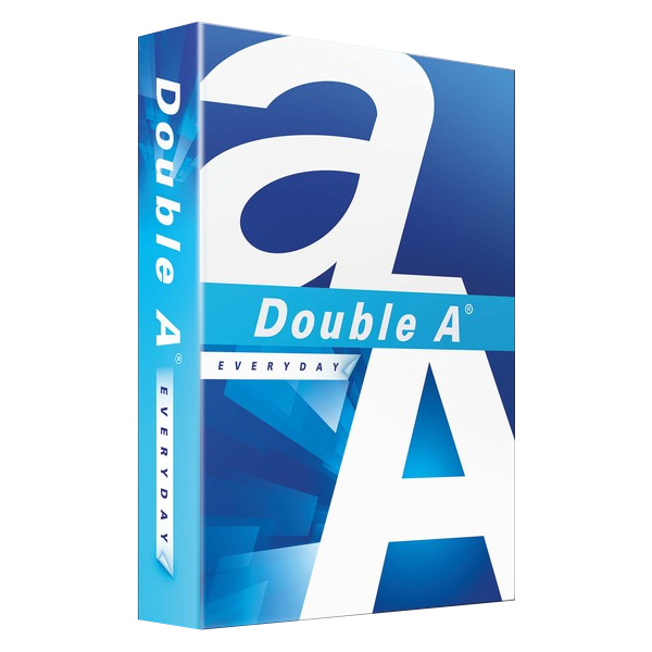 DOUBLE A EVERYDAY A4 70GSM COPIER PAPER WHITE (210MM X 297MM) (500 SHEETS) (1)