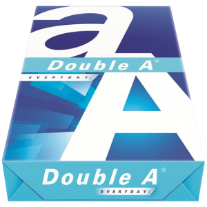 DOUBLE A EVERYDAY A4 70GSM COPIER PAPER WHITE (210MM X 297MM) (500 SHEETS)
